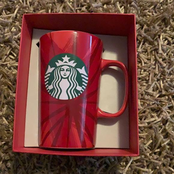 New Starbucks 16 oz mug